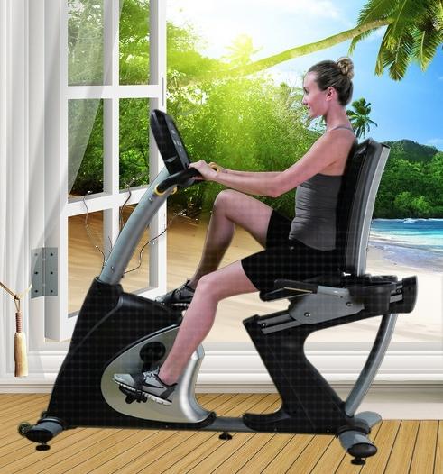 Xe đạp thể dục M-7808R