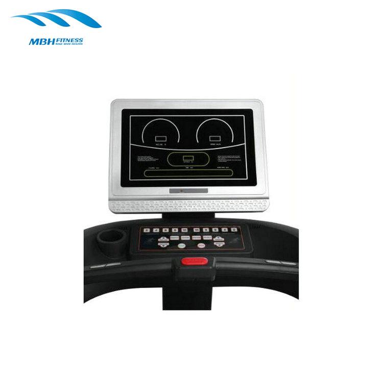 Máy chạy bộ cao cấp MBH M-002-LED
