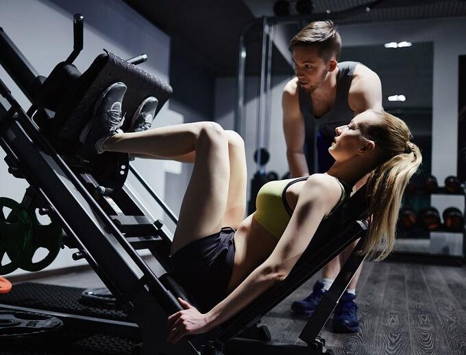 Lợi ích tập gym
