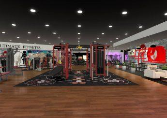 Setup phòng gym của MBH Fitness