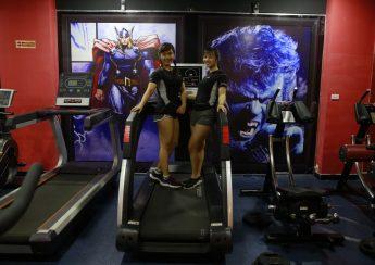 máy tập gym cho nữ
