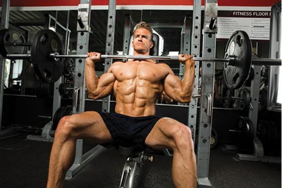 lịch tập gym cho nam 1 tuần 3 buổi