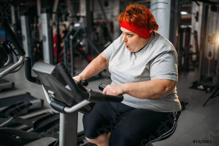 lịch tập gym cho người mập
