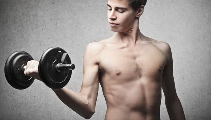 lịch tập gym cho người gầy mới tập