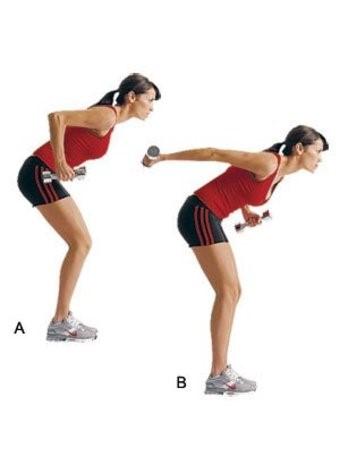 Bài tập giảm mỡ bắp tay