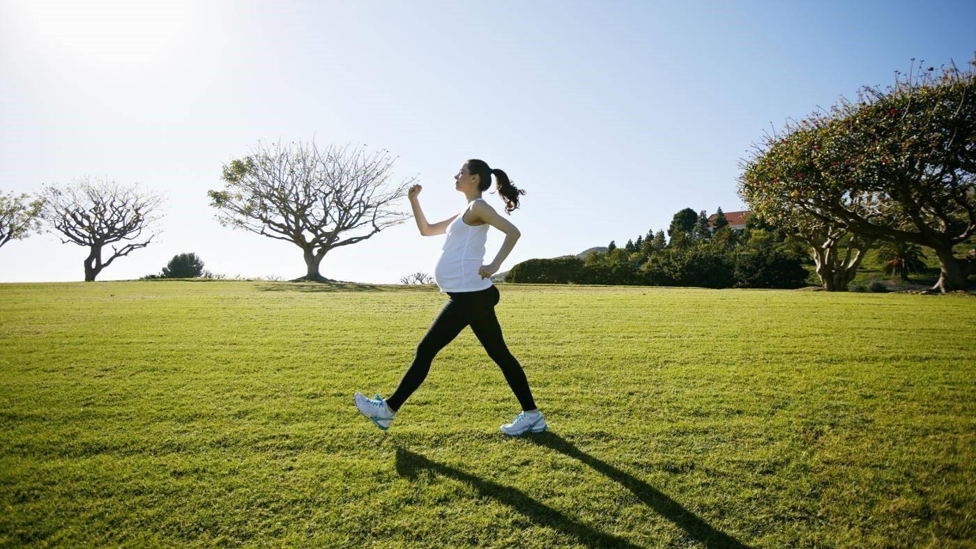 Bài tập thể dục cho bà bầu 3 tháng đầu