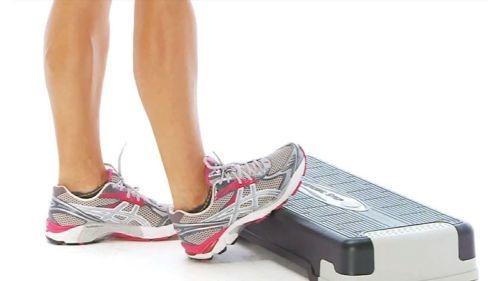 bài tập giảm mỡ bắp chân