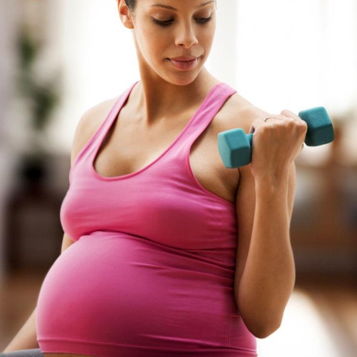 bài tập thể dục cho bà bầu