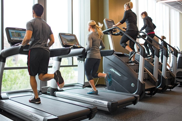 Lịch tập gym cho nữ giảm cân