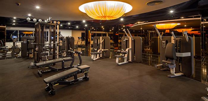 giá phòng tập gym