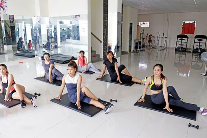phòng tập gym dành riêng cho nữ