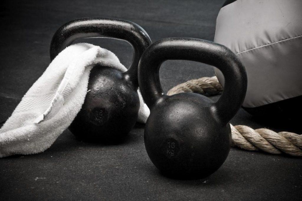 dụng cụ tập gym tại nhà