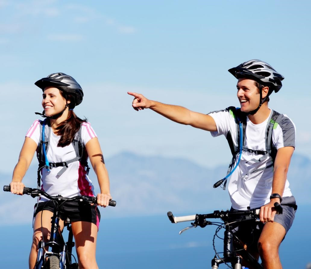 tác dụng của việc đạp xe đạp buổi sáng b