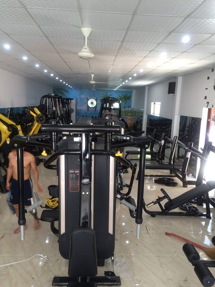 mở phòng tập gym