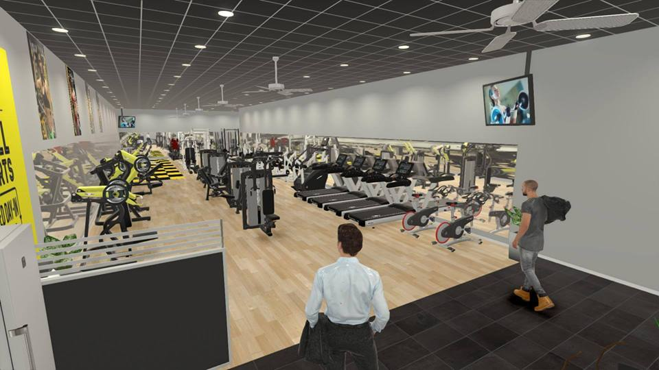chi phí mở phòng tập Gym bình dân
