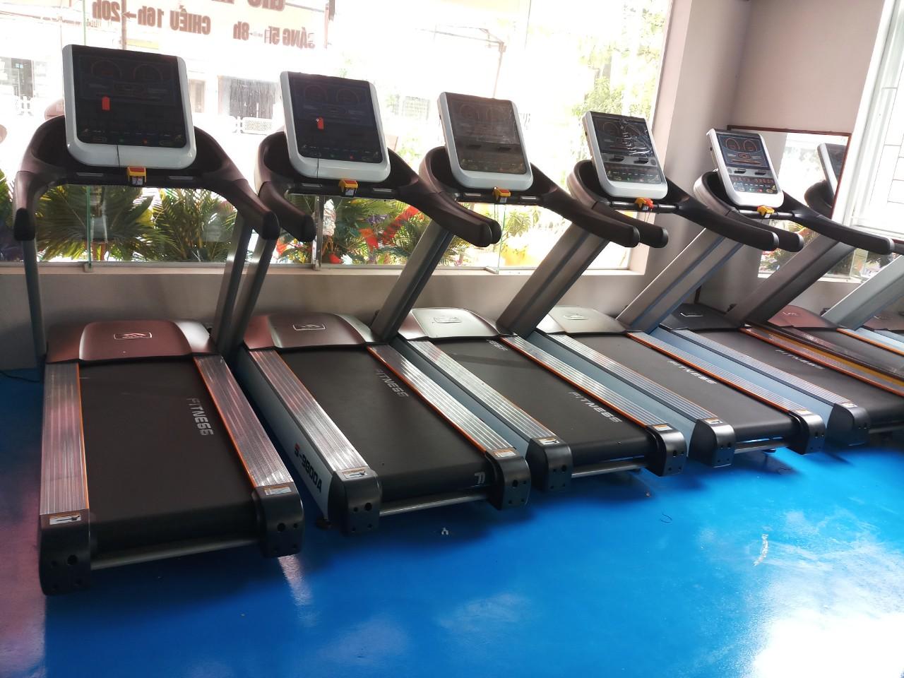 setup phong gym