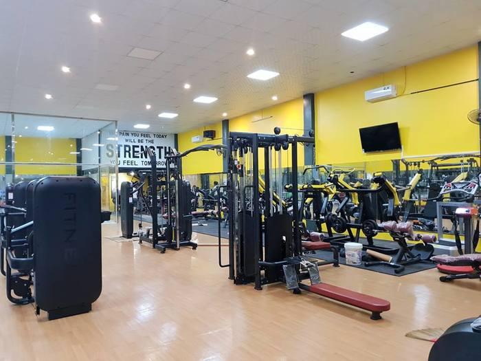 mở phòng gym có lãi không?