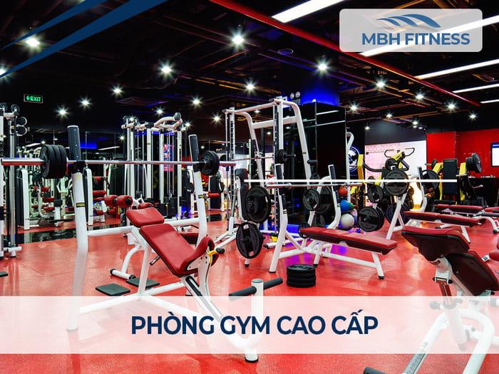 Mở phòng tập gym cần bao nhiêu vốn