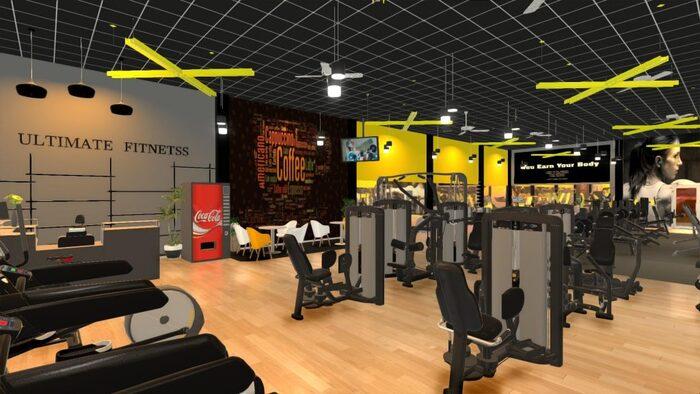 Muốn mở phòng gym cần bao nhiêu tiền