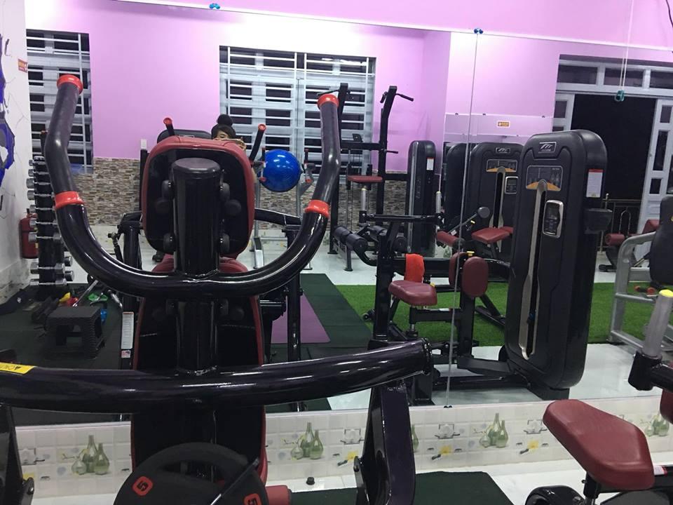 setup phòng gym