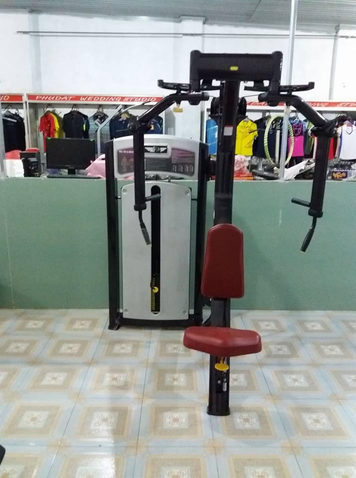 Setup phòng Gym 200m2, 440 triệu