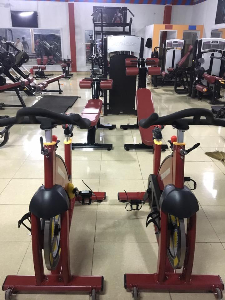 Setup phòng Gym 250m2, 490 triệu