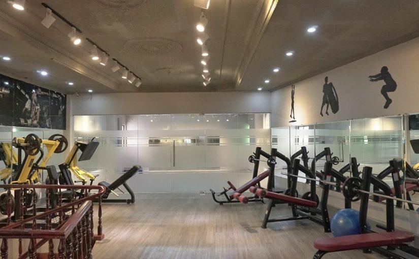 Setup dự án phòng gym Phú Nhuận - Trung tâm MyWay Fitness & Yoga