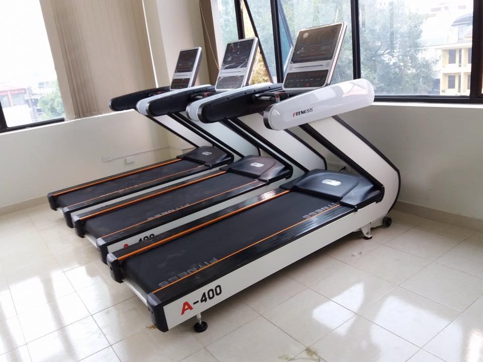 Máy chạy bộ MBH Fitness A400