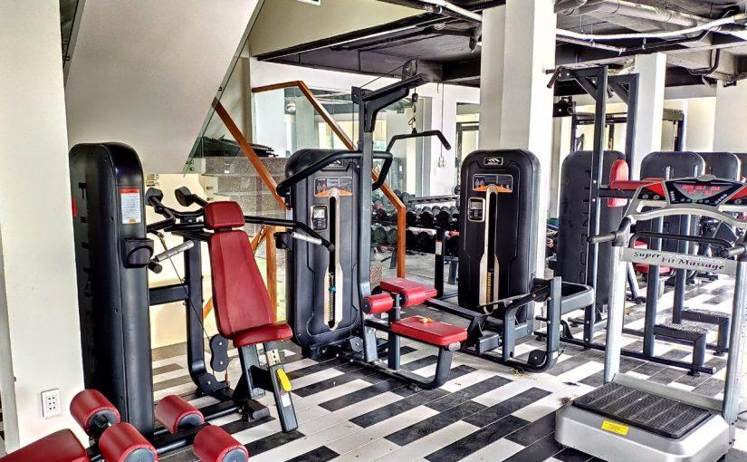 Setup dự án phòng gym Thủ Đức - Trung tâm Linh Xuân Fitness