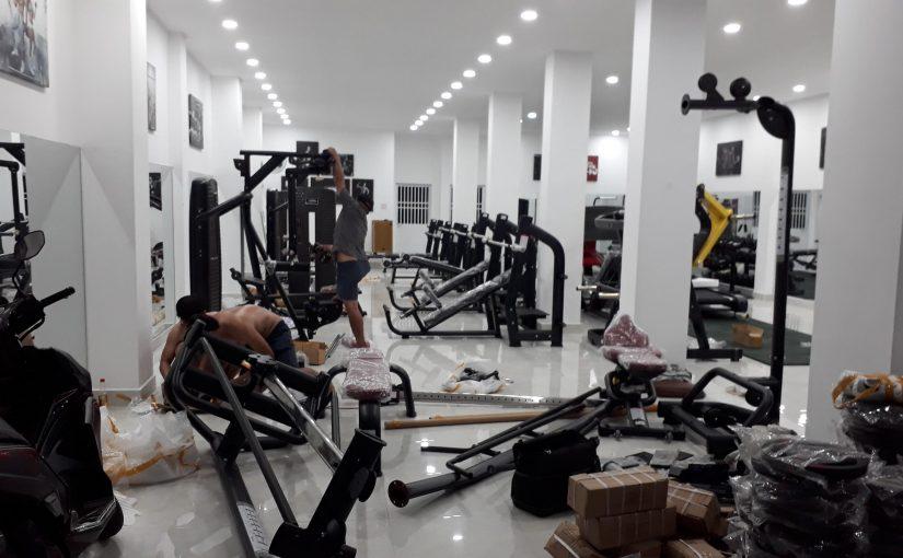 Dự án set up phòng gym tại Bình Thọ-Thủ Đức